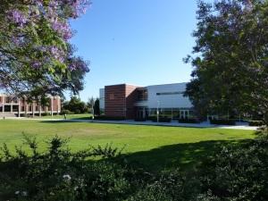 CSU East Bay Quad