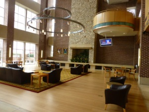 ~SMU business lobby