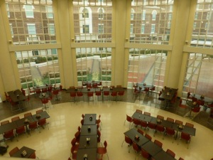 ~SMU dining hall