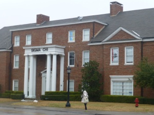 ~SMU Greek house