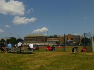 La Salle baseball field