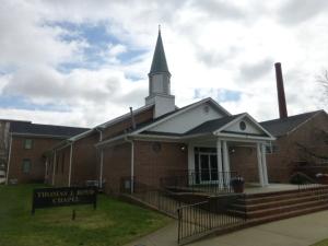 Shaw chapel