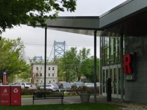 Rutgers Camden ath cntr city