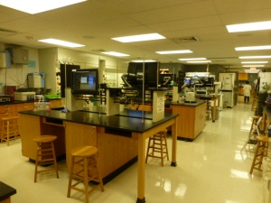 NSU chem lab 1