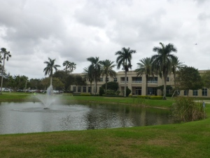 NSU fountain 3