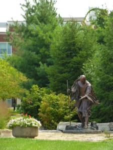 LeMoyne statue