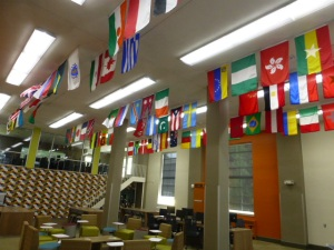 AIC flag room